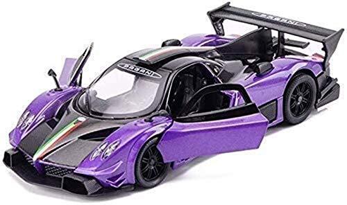 Cardie Casting Model Ley Car Modello Pagani Zonda Sport Automobile Modello Auto per Bambini Automobile Giocattolo Auto Ornamenti Regalo TINGG