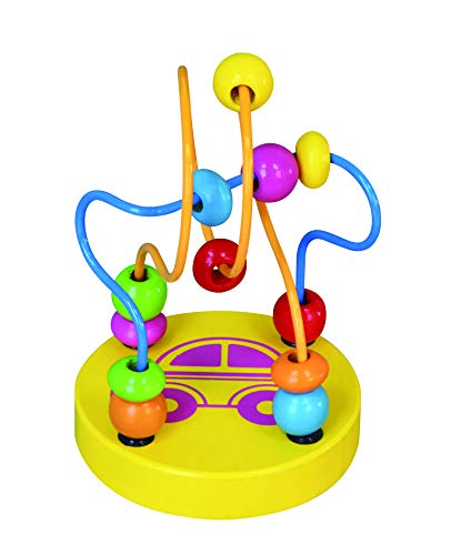 Andreu Toys 9 x 9 x 12.5 cm 6-Model écran Mini Fil Labyrinths (Multicolore)