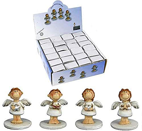 itsisa 1 Box Schutzengel in der Box - kleine Schutzengel Glücksbringer, für Kinder, als Gastgeschenk