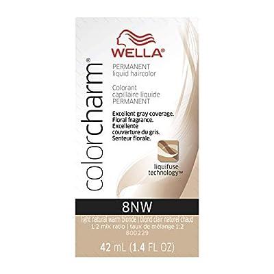 WELLA Color Charm Permanent Liquid Hair Color Blonde