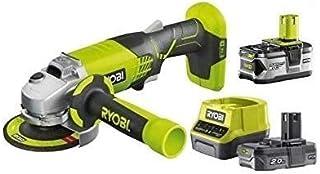 batteria agli ioni di litio RB18L15 RB18L25 RB18L30 RB18L40 RB18L50 P102 P103 P107 P108 P109 Jialitt 18V 5,5Ah Batteria di ricambio per elettroutensili a batteria da 18 Volt Ryobi One