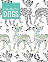 Guild of Master Craftsman Publications Ltd: Zen Coloring - Dogs (Paperback); 2016 Edition