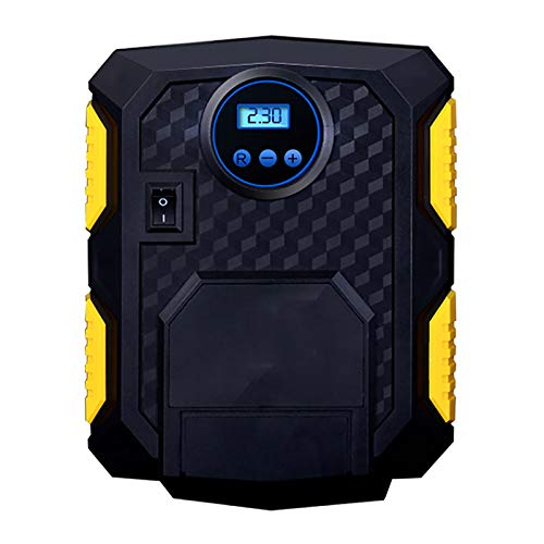 Mini Bomba Compresor Inflador De Aire Batería Digital Inteligente - Hinchador Bomba...