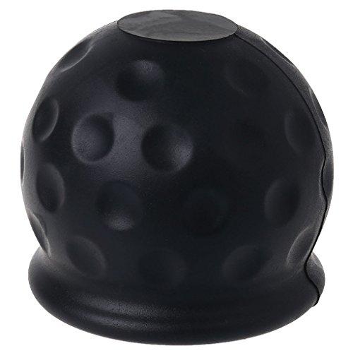 Kalttoy Universal-Abdeckkappe für Anhängerkupplung, 50 mm, für Wohnwagen, Anhänger