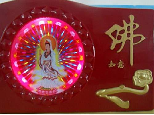 ブッダマシーン 念仏機 Buddha machine 佛教 極楽 蓮の花 40曲 (南海観音菩薩62曲)