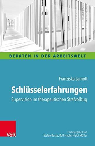 Schlüsselerfahrungen: Supervision im therapeutischen Strafvollzug (Beraten in der Arbeitswelt)