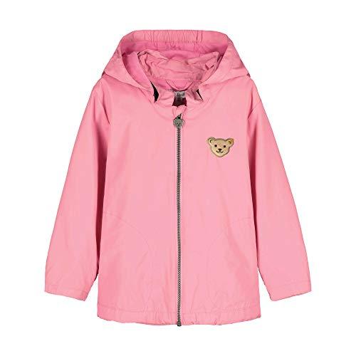 Steiff Jacke Blouson, Rose (Pink Carnation 3019), 98 (Taille Fabricant: 098) Bébé Fille