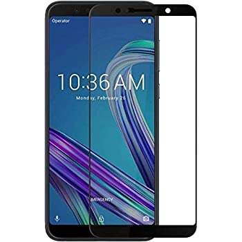 JGD PRODUCTS 6D/11D full edge to edge full glue screen protector tempered glass for Asus Max Pro M1