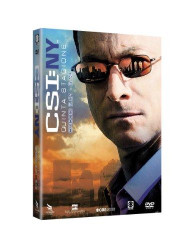 CSI - New YorkStagione05Episodi01-12