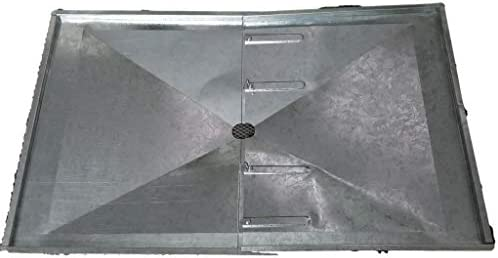 Outdoor Bazaar Replacement Grease Tray Set for BBQ Grill Models from Nexgrill Dyna Glo Kenmore product image