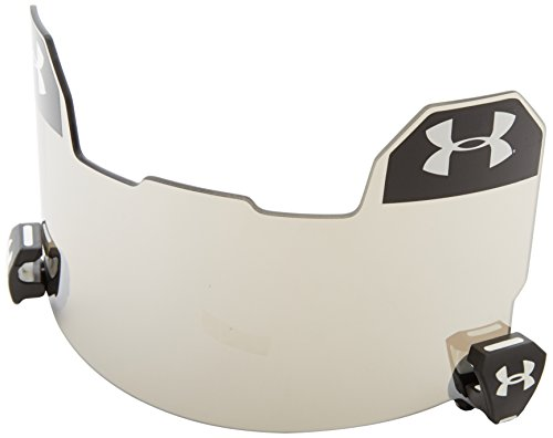 Under Armour Standard Football Helmet Visor with Multiflection, Grey