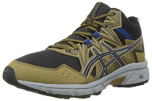 ASICS Herren Gel-Venture 8 MT Laufschuh, Black Sheet Rock, 40 EU