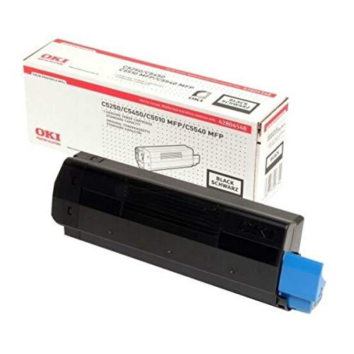 OKI C 5510 MFP 42804548 original Toner schwarz 3000 Seiten