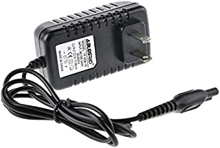 ABLEGRID AC/DC Adapter for Philips Norelco 6886XL 6887XL 6890XL 6891XL 7000 Series, 7110X,7610X 7616X 7617X 7735X Razor Shaver 15V 5.4W 4.5W Power Supply Cord Cable Battery Charger Mains PSU