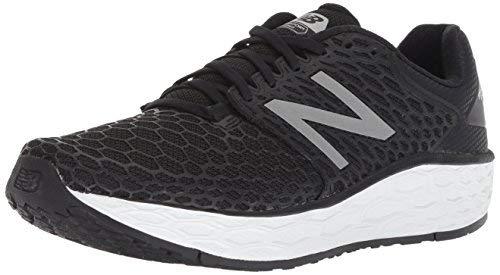 New Balance Men's Fresh Foam Vongo V3 Running Shoe, Black, 8.5 D US