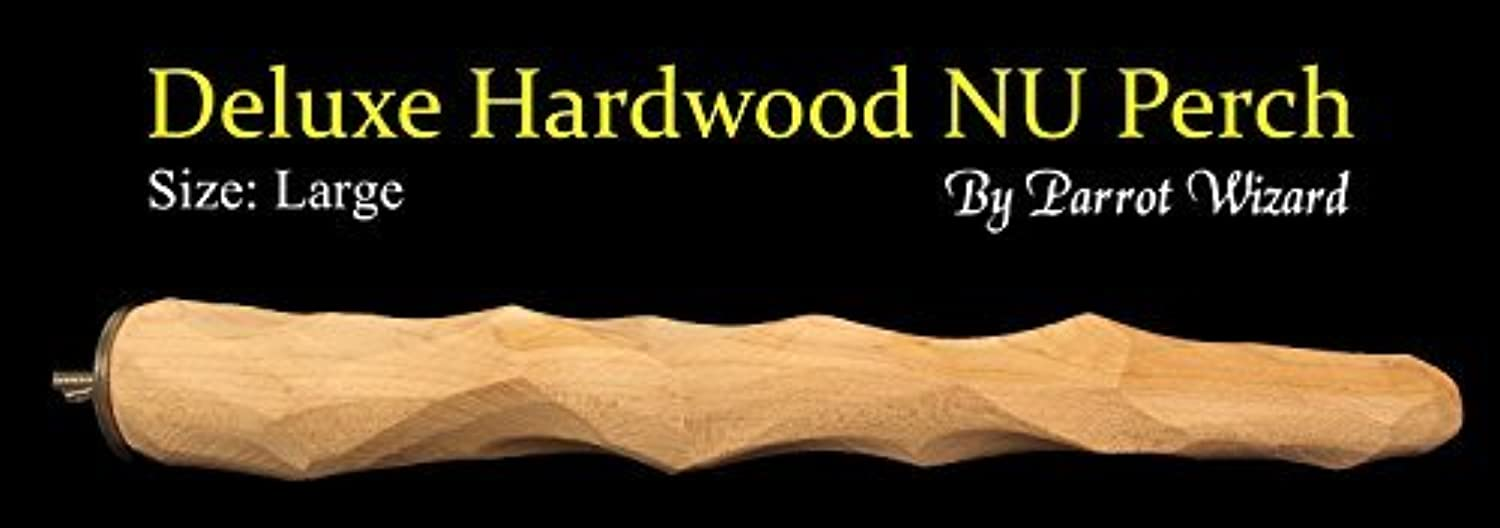 Deluxe Hardwood NU Perch  Large by NU Perch
