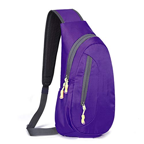 DFEDCLL Männliche und weibliche Outdoor-Sport-Cross-Shoulder-Bag-Wanderreisetasche Geeignet für Betrieb, Wandern, Tourismus, Angeln, Radfahren, Sportaktivitäten usw,4