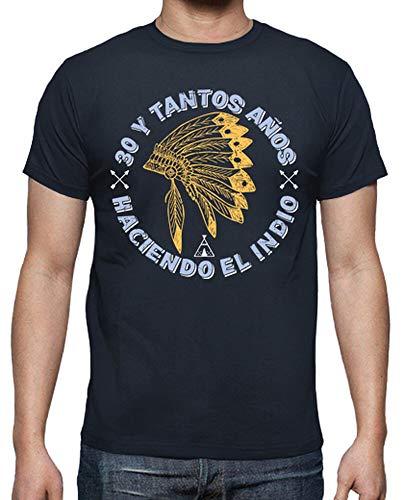 latostadora - Camiseta 30 y Tantos para Hombre