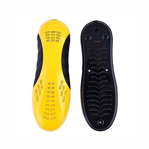 CRMY Mini secador de Zapatos eléctrico | Dispositivo de deshumidificación secador de Zapatos calefacción | Secador de Botas eléctrico | Calentadores de Zapatos | Seca Tus Zapatos