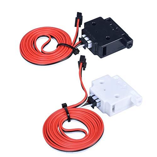 Accesorios Para Impresora Filamento de rotura módulo de detección de 1,75 mm Compatible con filamento de material Detector de descentramiento for Impresora de placa madre 3d Kits Drucker 3D Reemplazo