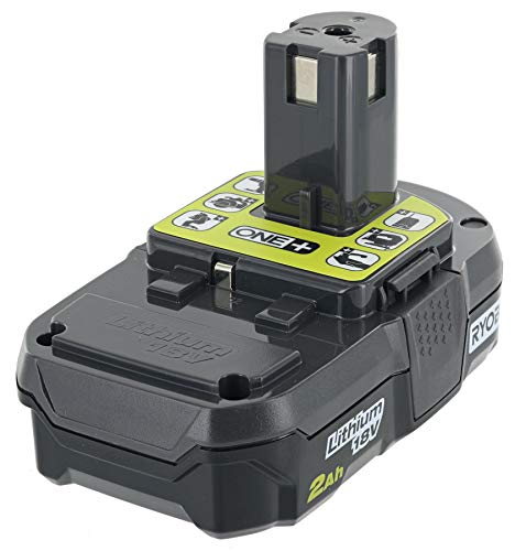 Ryobi P190 2.0 Amp Hour Compact 18V Lithium Ion Battery w/ Cold...