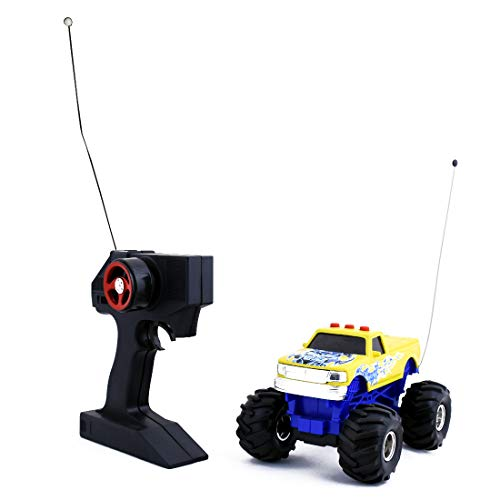 New Ray- Miniature-Monster Truck-Radiocommandé, 88893