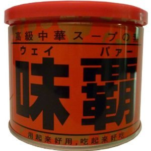株式会社廣記商行 廣記商行 味覇(ウェイパアー) 500g缶 ×12個
