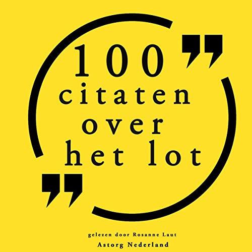 100 citaten over het lot Titelbild
