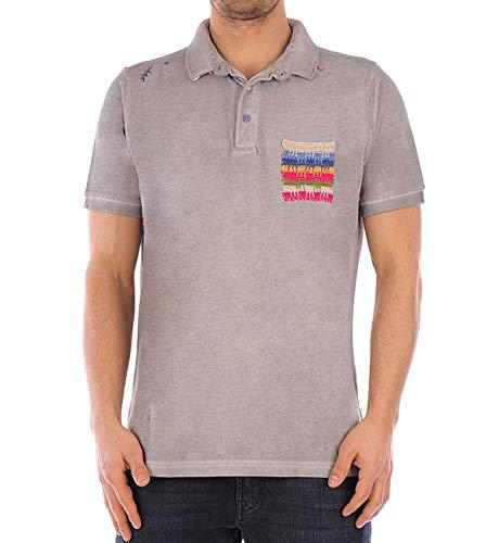 Bob Gray Ricky Polo-Shirt mit XL-Tasche