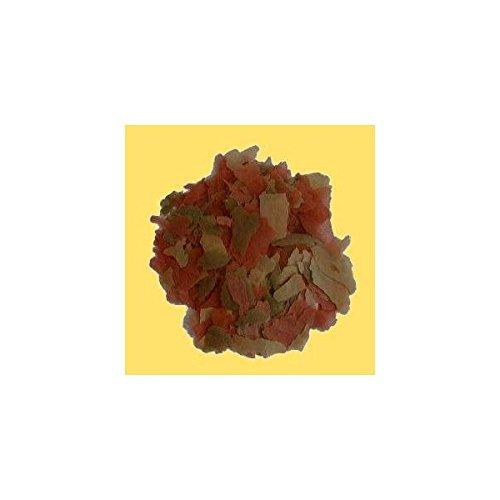 Zierfischtreff Hausmarke Hauptflockenfutter 4-farbig, 1 L