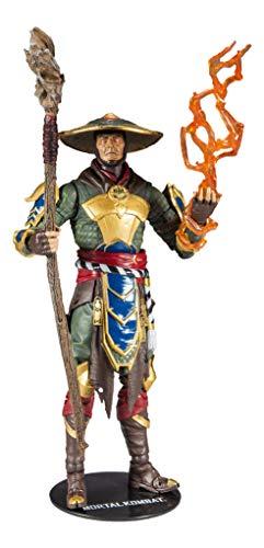McFarlane Toys Mortal Kombat Raiden Action Figure Mortal Kombat Raiden Action Figure