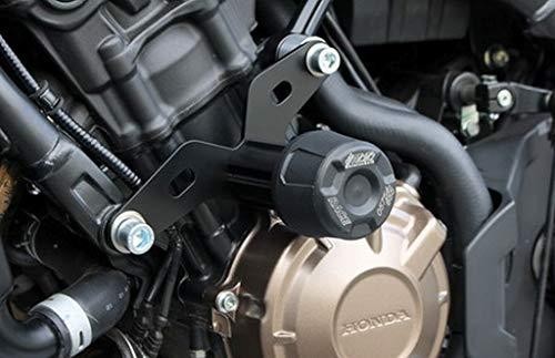 GSG Moto Sturzpads passend für die Honda CB 650 R ab 2019 RH02 Crash Pads NEU