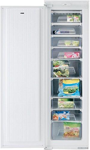 Candy CFFO3550E/1 Intégré Droit Blanc 217 L A+ - Congélateurs (Droit, 217 L, 11 kg/24h, N-ST, A+, Blanc)