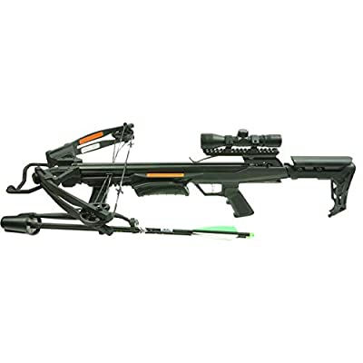 Rocky Mountain RM360 Crossbow Package with Crossbolts