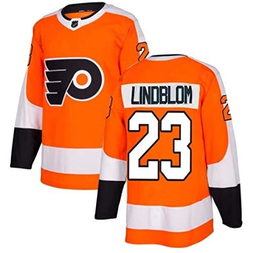 XIAORU Männer Philadelphia Flyer Eishockey Trikots 93 Vorweg 19 Patrick 79 HAART Nähte Buchstaben Nummern Jersey Atmungsaktives langarmes T-Shirt Sweatshirt,23,L