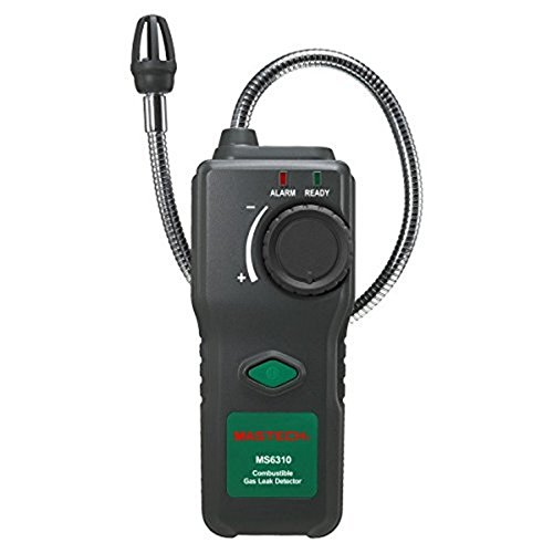 MASTECH MS6310 Combustible Gas Detector 10%-40% for Methane Solid State Easy to use