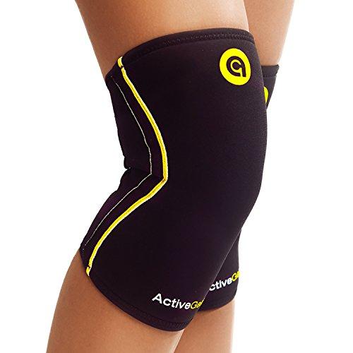 ActiveGear Knee Brace Support Heavy Duty Neoprene...