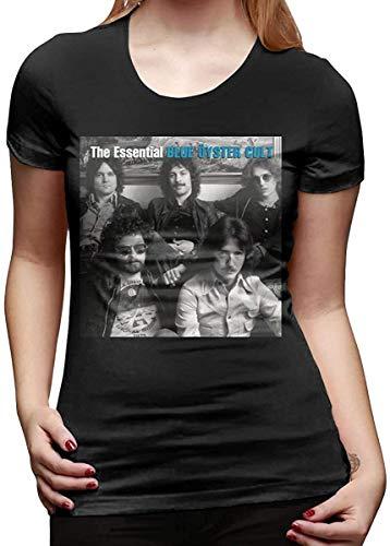 Camiseta para Mujer, Manga Corta, Moda, Cuello Redondo, Chaleco Superior