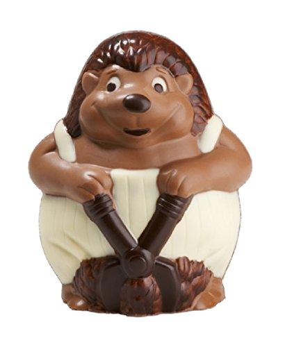 08#012721 Schokolade Igel, Muttertag, Taufe, Geburt, Tortenverzierung, Hochzeit, Schokoladen, Torte'