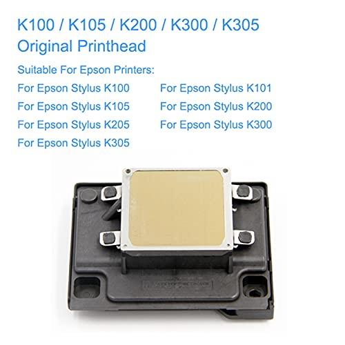 CXOAISMNMDS Reparar el Cabezal de impresión K100 K105 K200 Cabezal de impresión Cabezal de impresión para Epson Stylus K100 K101 K105 K200 K205 K300 K305 Impresión de la Impresora