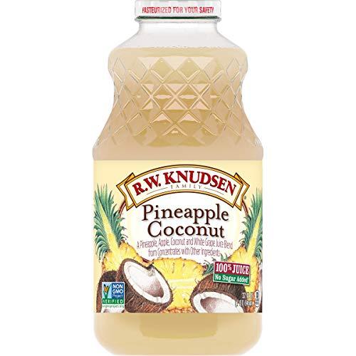R.W. Knudsen Pineapple Coconut Juice Blend, 32 Ounces