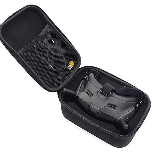 Skyreat Tragetasche für DJI Digital FPV System, Handtasche Outdoor Carry Case für DJI Digital FPV System FPV Goggles und Remote Controller