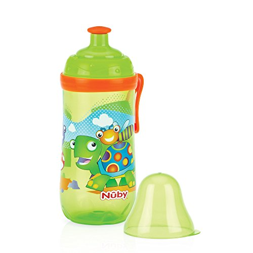 Nûby - Gobelet Sportif Pop-Up™ - 360ml - 18m+