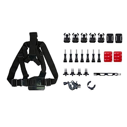 Insta360 ONE R/ONE X/ONE - Pacco per Ciclismo, Pacco di Accessori per Action Videocam Sportiva a 360 Gradi - Ciclismo