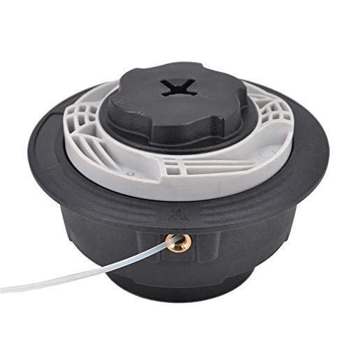 C6-2 Gazontrimmer Head M10 * 1.25LH, Grasmaaier Onkruidsnoeischaar Snijkop Voor Strimmer Vervanging Elektrische Grasmaaier Parts