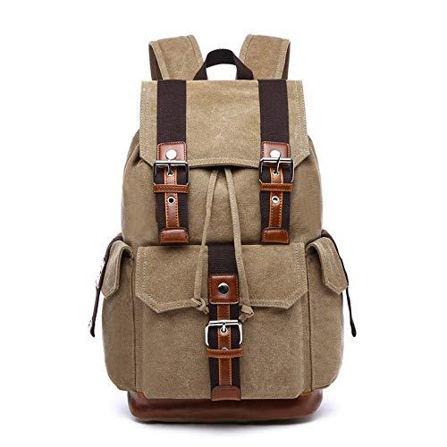 Männer Rucksack Student Bag Korean Pflaster Eimer Tasche Casual Outdoor Reiserucksack Männer Tasche 2 45 * 28 * 17Cm