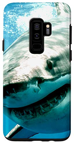 Galaxy S9+ Great White Shark Phone Case