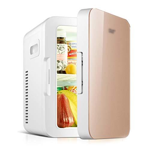 Frigoríficos mini Mini Refrigerador para Automóvil Refrigerador Pequeño para El Hogar Refrigerador De Refrigeración para Estudiantes De Dormitorio Refrigerador Pequeño Individual