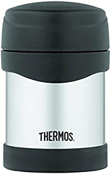 Thermos Vacuum Insulated Stainless Steel Food Jar 10 Oz