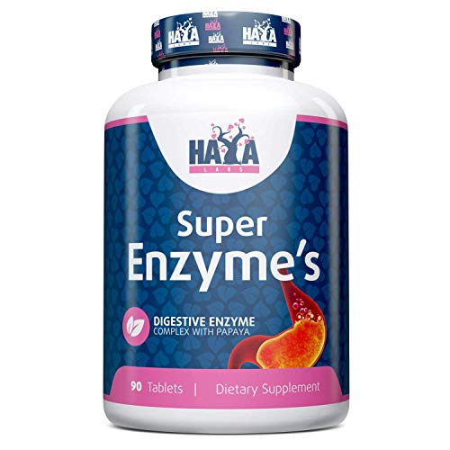 Haya Labs Super Enzyme Complex 90 Tablets